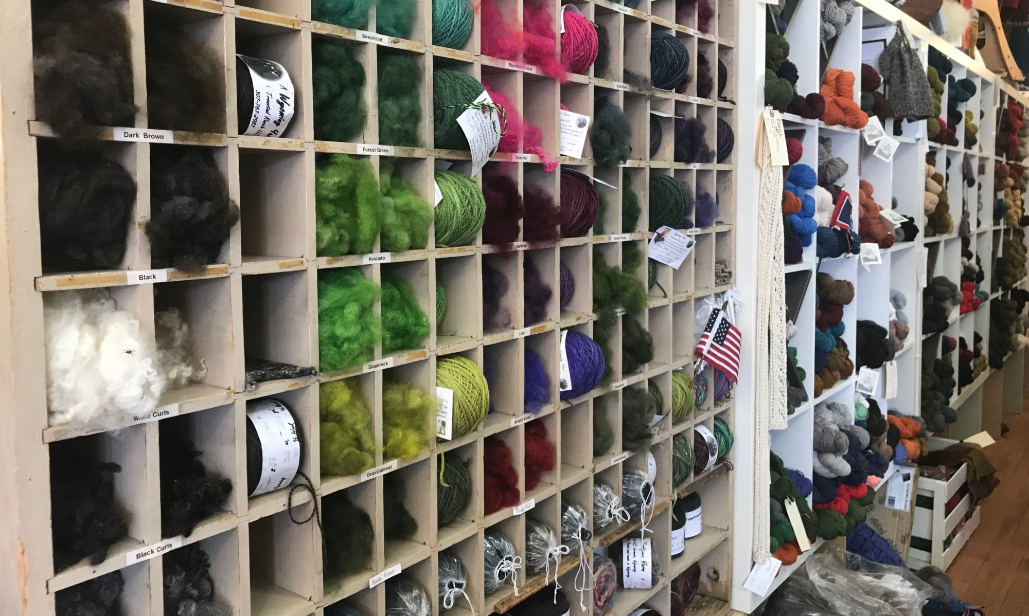Hot August Knits Yarn Crawl